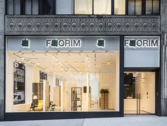 FLORIM- New York showroom