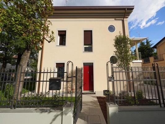 Villa Monica- First Italian Leed Home