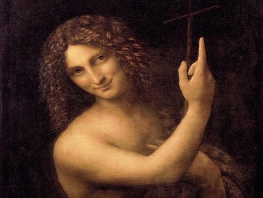 Arte e Mistero- San. Giovanni Battista