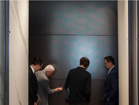 LAMINAM FUORISALONE: EVERY LITTLE THING IT DOES IS MAGIC