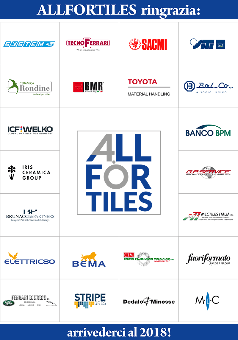 ALL4TILES 29 Settembre Roberto Caroli intervista Alberto Forchielli