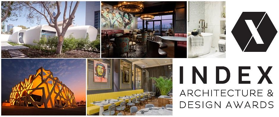 SHORTLIST REVEALED FOR THE 2017 INDEX ARCHITECTURE & DESIGN AWARDS