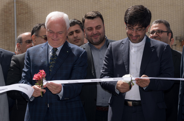 System inaugura la nuova sede in Iran
