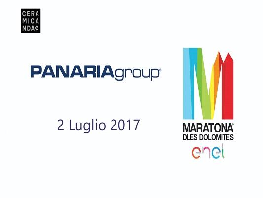 Panariagroup- Maratona dles Dolomites 2017