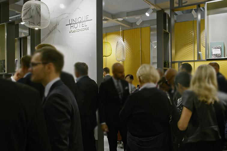 Collezioni Atlas Concorde protagoniste al Cersaie 2017