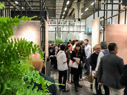 VETRICERAMICI and FERRO at CERSAIE 2017