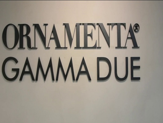 ORNAMENTA GAMMA DUE at CERSAIE 2017