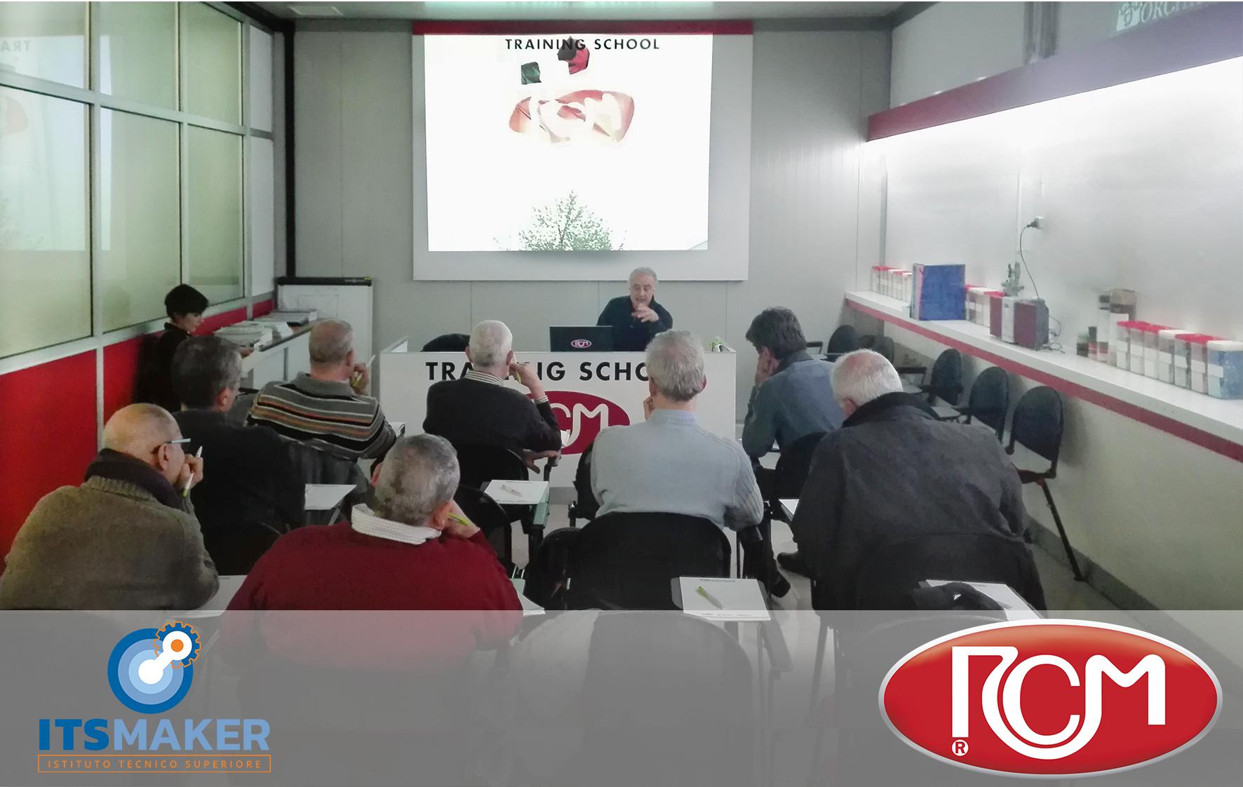 """RCM Spa acollabora con il progetto """"Conoscere le imprese"""""""