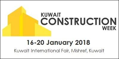 KUWAIT CONSTRUCTION WEEK 2018