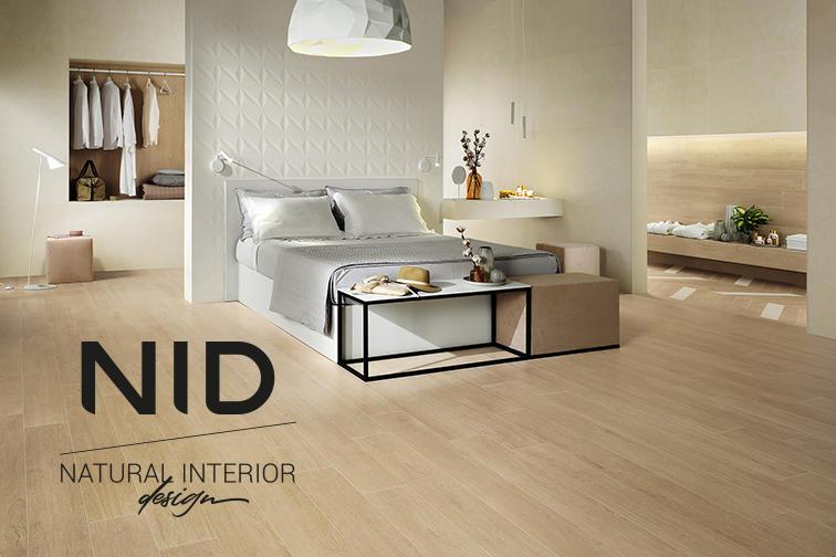 NID, la collezione effetto legno rovere Atlas Concorde