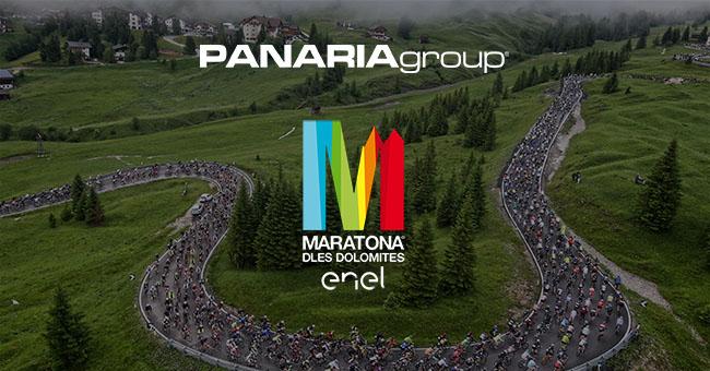 PANARIAGROUP si conferma Gold Partner della Maratona dles Dolomites-Enel
