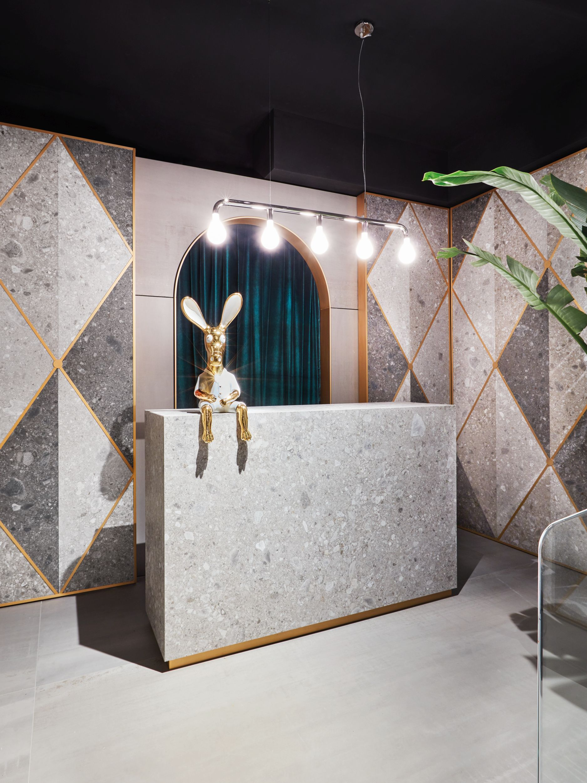 The tile club Marazzi