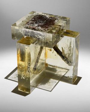 """Premio """"CEDIT per Object"""": acquisita per il Triennale Design Museum l'opera Souvenir of the Last Century Stool 05, 2015, di Studio Nucleo"""
