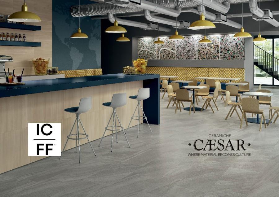 Le innovazioni a marchio Caesar volano a HDExpo e ICFF