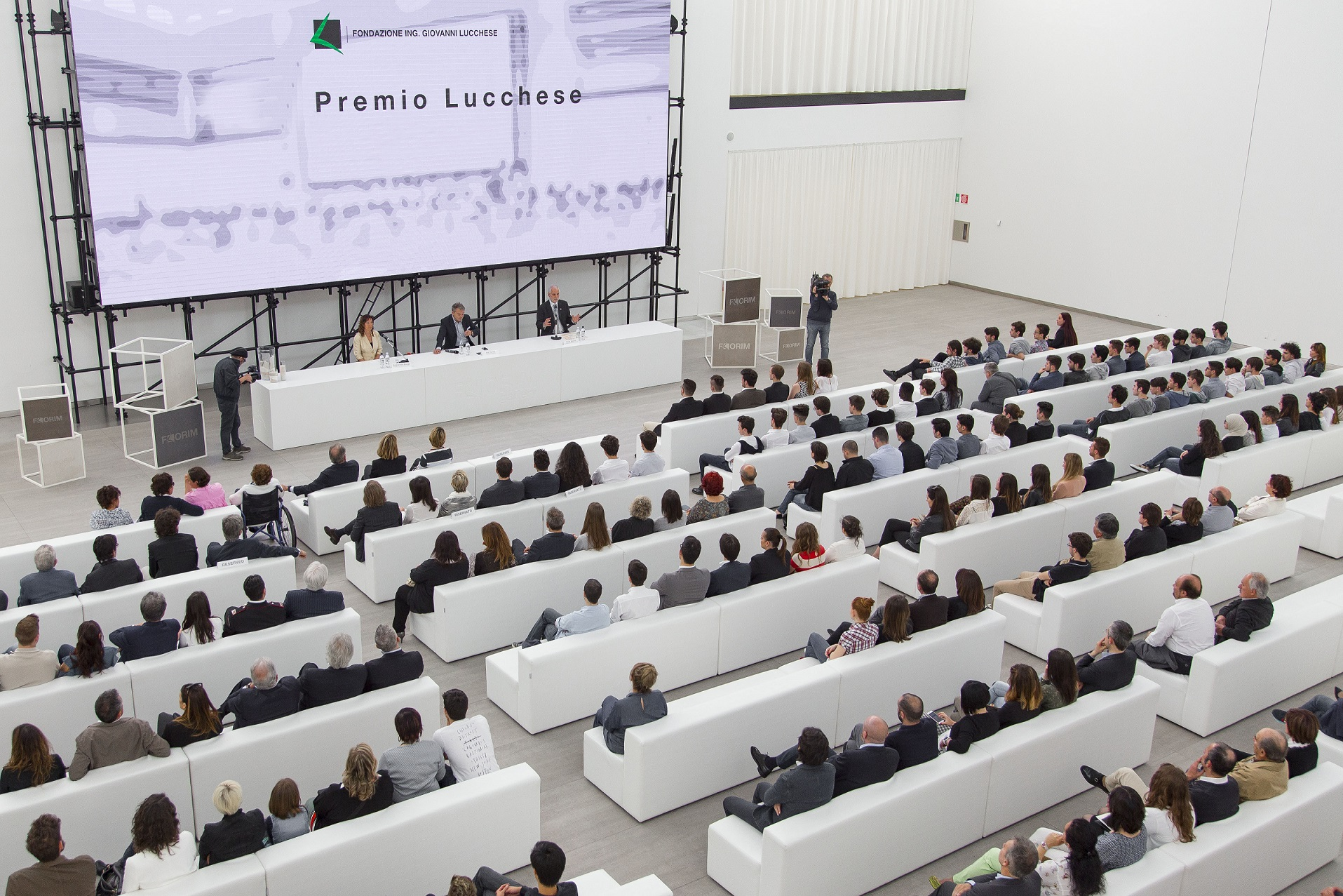 """PREMIO LUCCHESE –  XXXI EDIZIONE """"1968   2008   2018…"""""""