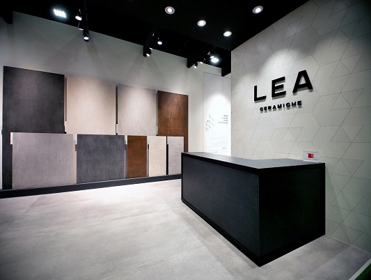 LEA at COVERINGS 2018