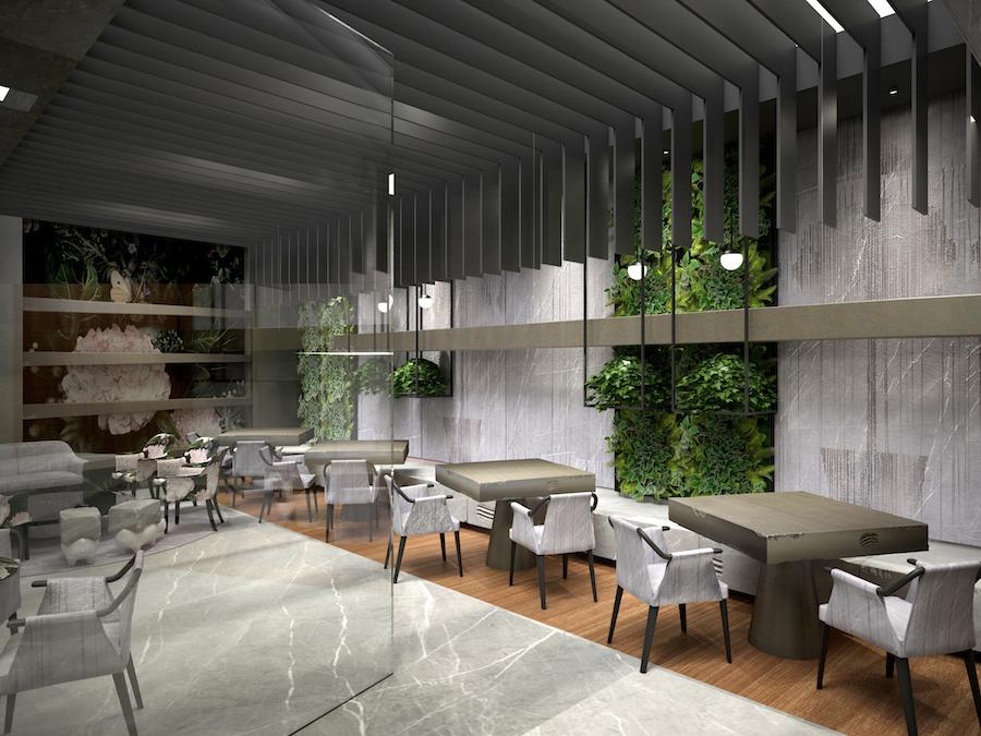 Ceramiche Refin    GIARDINO: rivoluzione total experience per l'hospitality e il retail