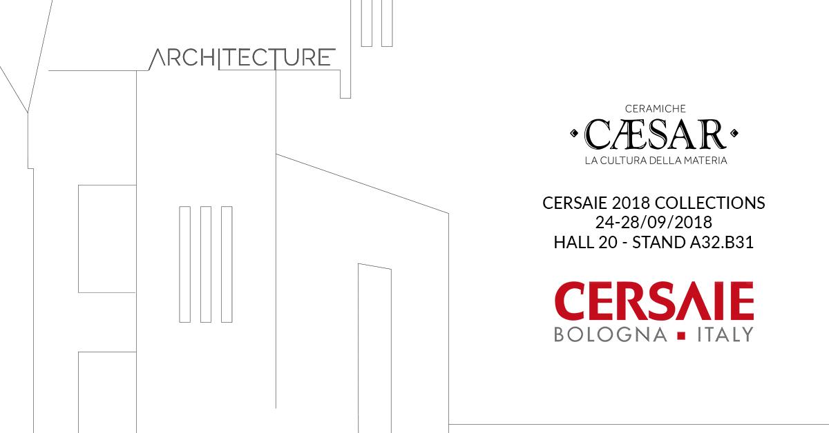 30 anni di Caesar alla prossima edizione di Cersaie