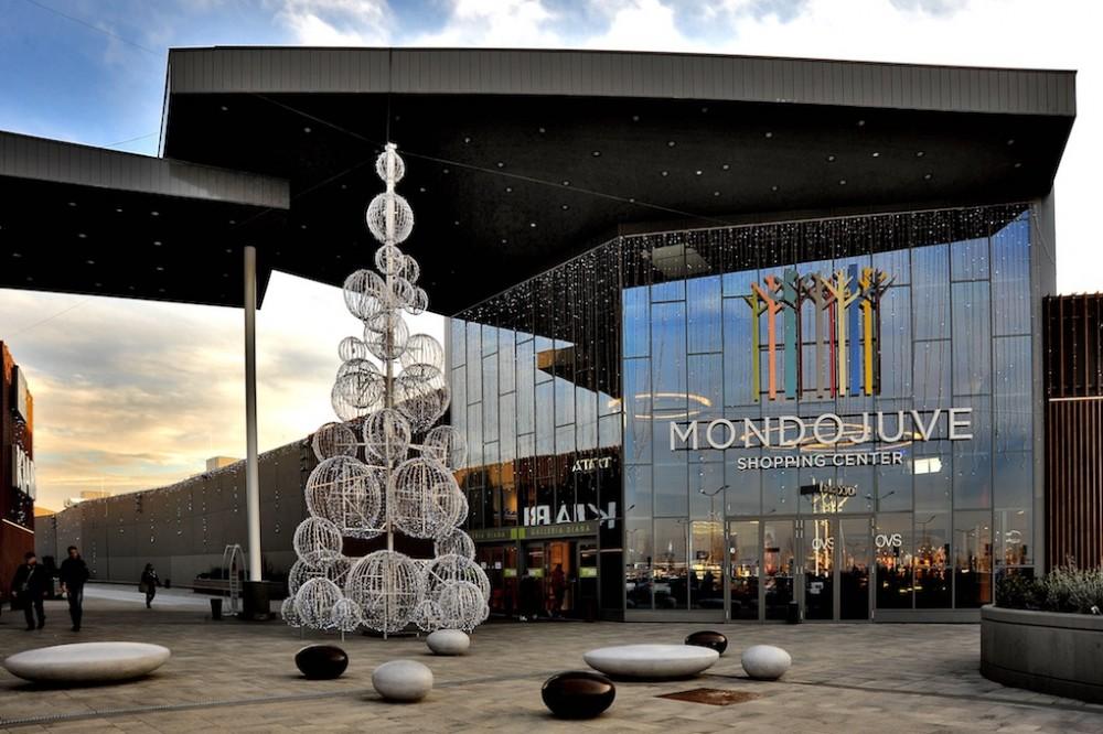 Ceramiche  Keope  per  Mondojuve,  il  nuovo  e  moderno  shopping  center  alle  porte  di  Torino  immerso  nella  natura.