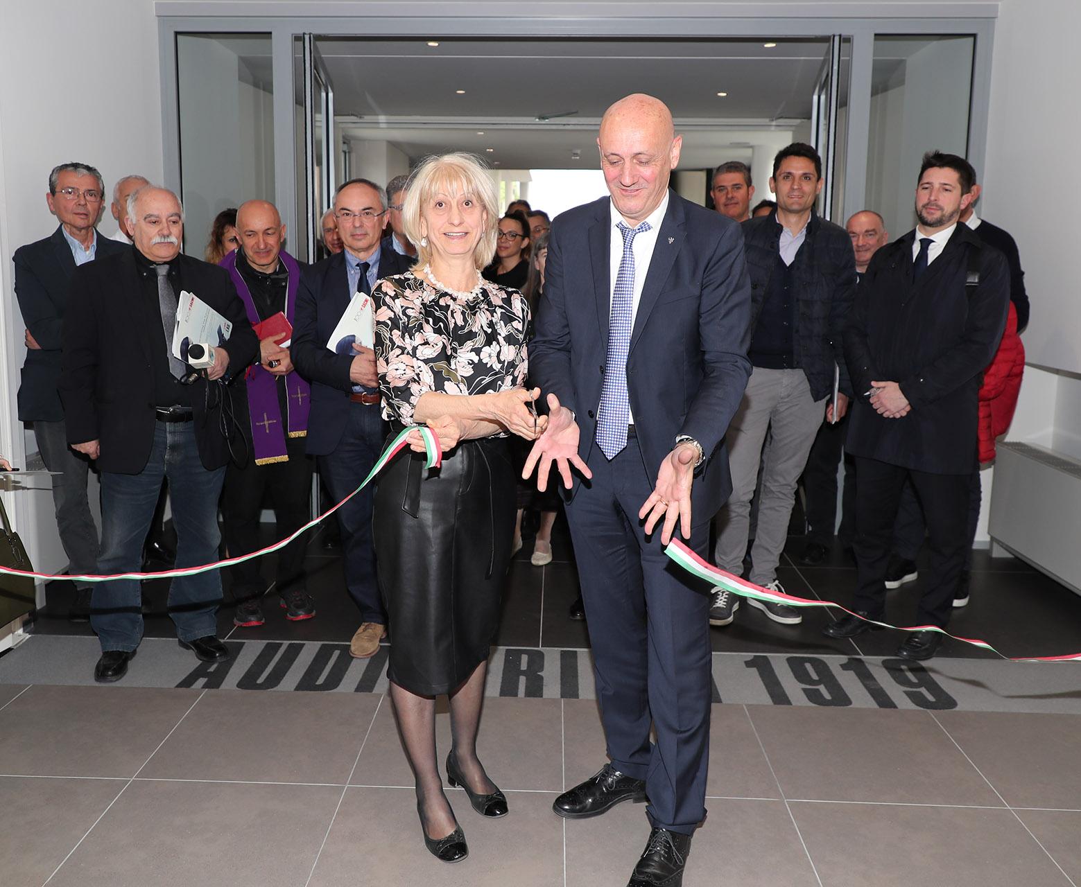 SACMI apre le celebrazioni del centenario e inaugura il nuovo Innovation Lab