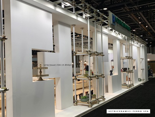VETRICERAMICI-FERRO at COVERINGS 2019