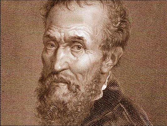 Michelangelo Buonarroti da Firenze