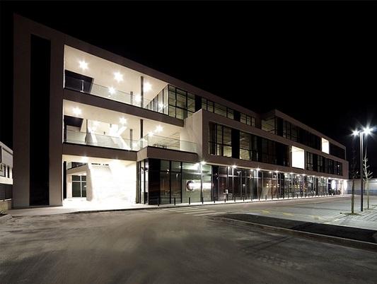 KEOPE- Centro direzionale Cristallo (RE)