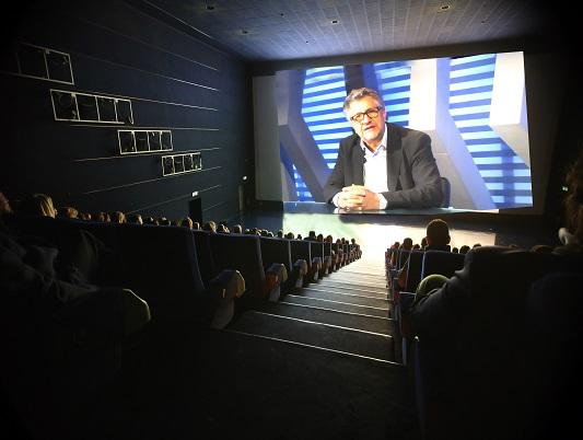 CIAK 2017,FRANCO MANFREDINI E L'ARRIVO DI GIUSEPPE IACHINI.