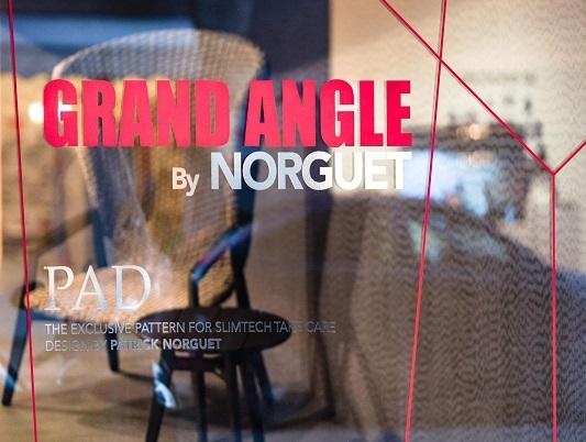 LEA GRAND ANGLE per PATRICK NORGUET