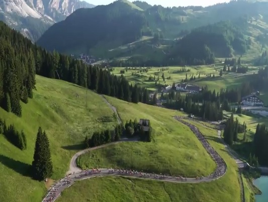 Maratona dles Dolomites 2018 Panariagroup