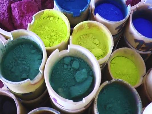 INCO: colori e pigmenti per industria ceramica