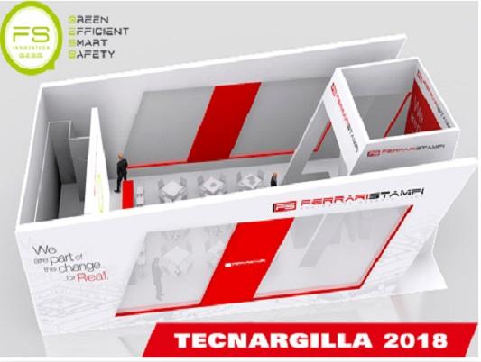 OFFICINE FERRARI CARLO at TECNARGILLA 2018