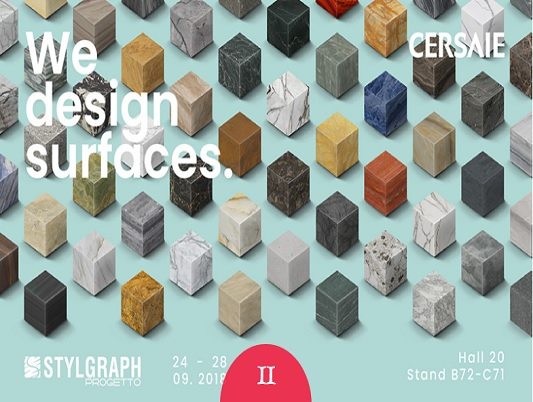 STYLGRAPH at CERSAIE 2018