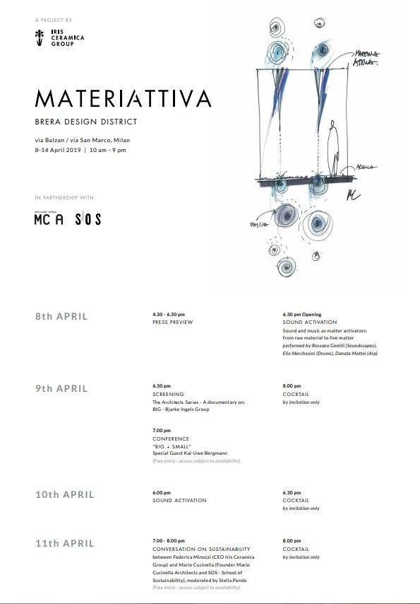 MateriAttiva- Iris Ceramica Group