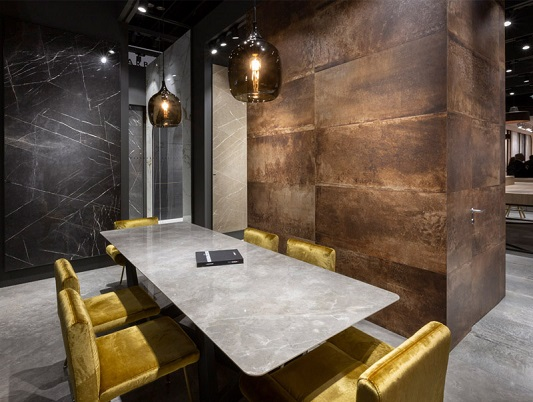 GRUPPO IRIS at COVERINGS 2019