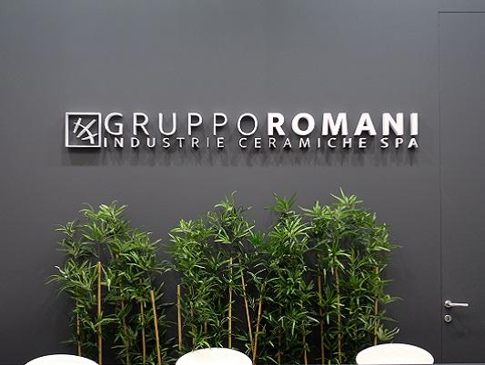 GRUPPO ROMANI at CERSAIE 2019