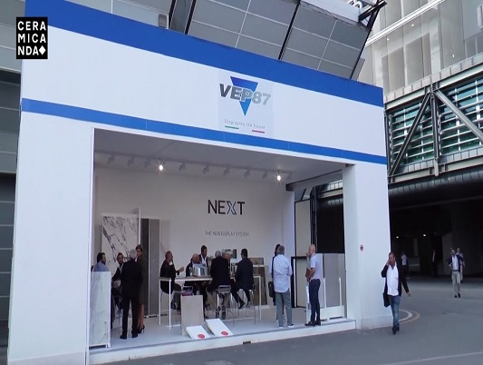 VEP87 at CERSAIE 2019