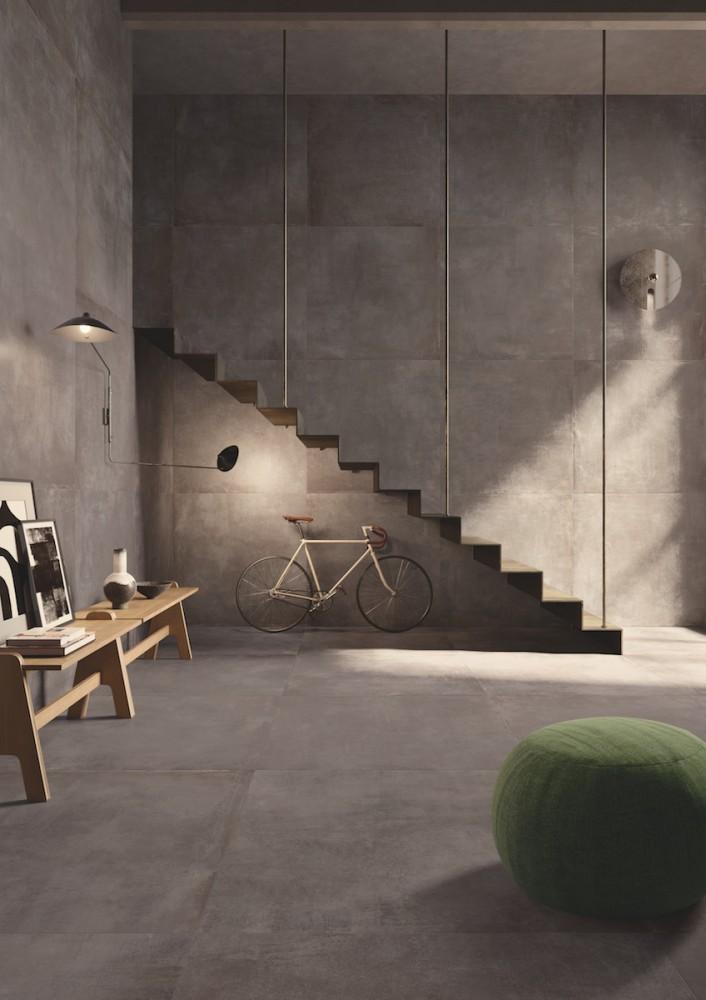 Noord di Ceramiche Keope: equilibrio perfetto tra stile minimal e industrial