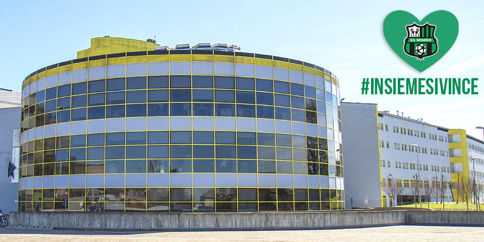 Mapei e Sassuolo Calcio donano 100.000 euro all'Ospedale di Sassuolo